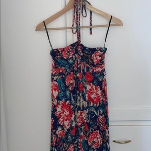 Floral Maxi Dress - Forever 21